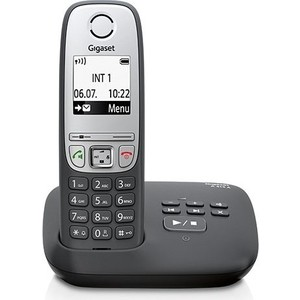 цена на Радиотелефон Gigaset A415A черный