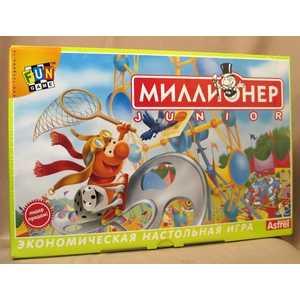 Оригами Настольная игра Миллионер-юниор 110