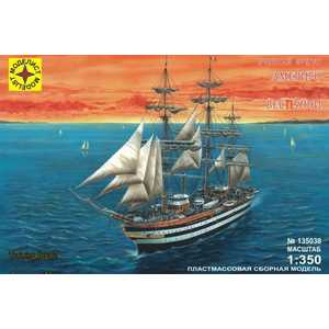 Моделист Модель корабль учебный фрегат ''Америго Веспуччи'', 1:350 135038 Модель корабль учебный фрегат