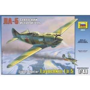 Модель для склеивания Звезда Самолет Ла-5 (4803) ла рош менталист