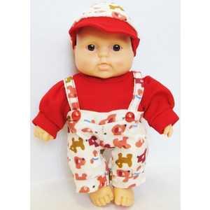 Весна Кукла Карапуз 8 мальчик В2194