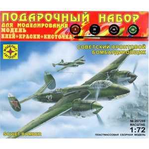 Моделист Модель Советский фронтовой бомбардировщик, 1:72 ПН207289