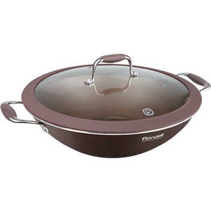 Сковорода-вок Rondell Mocco d 32 см RDA-552