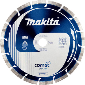 Диск алмазный Makita 300х20мм Comet Enduro Stealth (B-13518) диск алмазный makita 300х20мм quasar stealth b 13459
