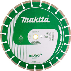 Диск алмазный Makita 300х20мм Neutron Rapide (B-13633) диск алмазный makita 230х22 2мм economy b 28123