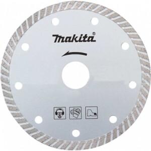 Диск алмазный Makita 230х22.2мм Турбо (B-28070) диск алмазный makita 230х22 2мм economy b 28123