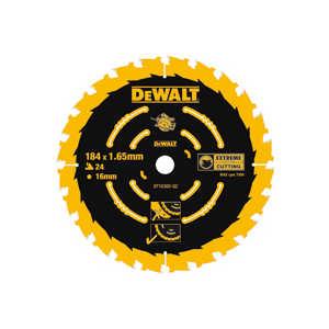 Диск пильный DeWALT 165х20мм 40зубьев (DT 10301)