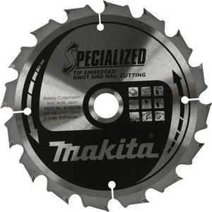 Диск пильный Makita 165х20мм 24зуба (B-29175)