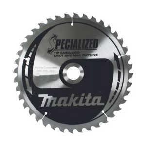 Диск пильный Makita 260х30/16мм 60зубьев Standard (B-29240)