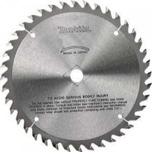 Диск пильный Makita 165х20мм 40зубьев (B-31164) диск пильный prorab 250х16мм 40зубьев pr0642