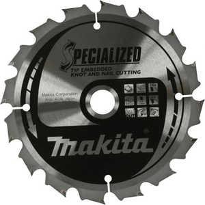 Фото - Диск пильный Makita 190х30мм 24зуба (B-31289) диск пильный makita 305х25 4мм 100зубьев b 35380