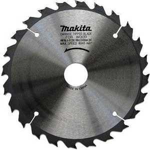 Диск пильный Makita 190х30мм 24зуба (B-31566)