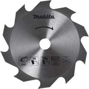 Диск пильный Makita 165х20мм 10зубьев Standard (D-45864)