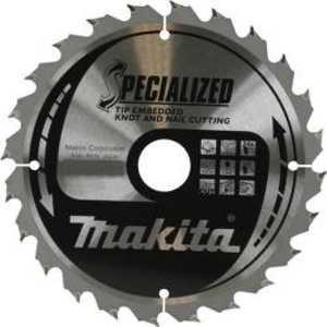Диск пильный Makita 165х20мм 24зуба Standard (D-45886)