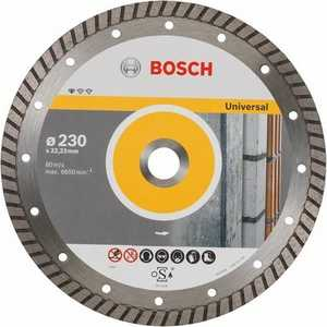 Алмазный диск Bosch 230х22.2 мм 10 шт Standard for Universal Turbo (2.608.603.252)