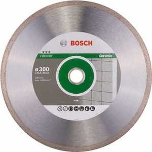Алмазный диск Bosch 300х30/25.4 мм Best for Ceramic (2.608.602.639)
