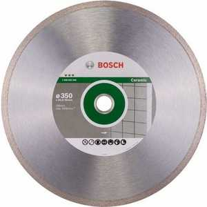Алмазный диск Bosch 350х30/25.4 мм Best for Ceramic (2.608.602.640) круг алмазный bosch ф125х22мм по керамике best for ceramic 125x22 2 608 602 631