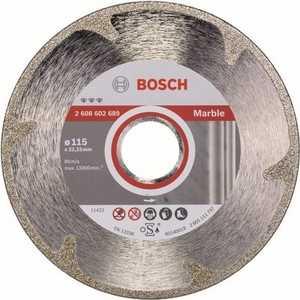 Диск алмазный Bosch 115х22.2 мм Best for Marble (2.608.602.689)
