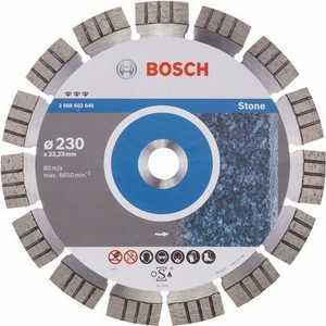 Алмазный диск Bosch 230х22.2 мм Best for Stone (2.608.602.645)