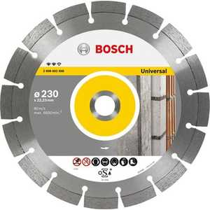 Диск алмазный Bosch 180х22.2 мм Expert for Universal (2.608.602.567)