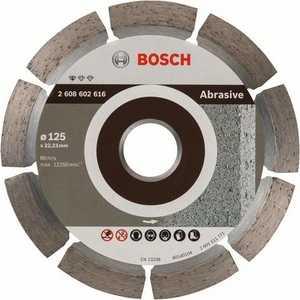Алмазный диск Bosch 125х22.2 мм Standard for Abrasive (2.608.602.616)