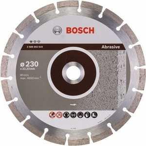 Алмазный диск Bosch 230х22.2 мм Standard for Abrasive (2.608.602.619)