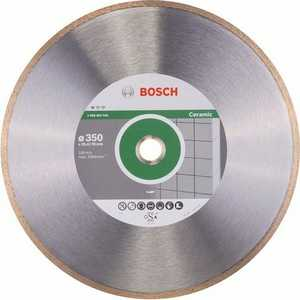 Диск алмазный Bosch 350х30/25.4 мм Standard for Ceramic (2.608.602.541) диск алмазный fubag 350х30 25 4мм power twister eisen 82350 6