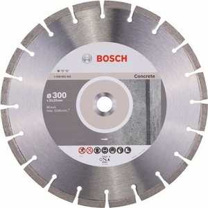 Алмазный диск Bosch 300х22.2 мм Standard for Concrete (2.608.602.542)
