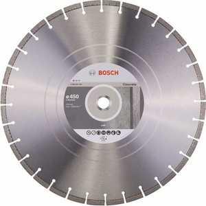 Диск алмазный Bosch 450х25.4 мм Standard for Concrete (2.608.602.546) диск алмазный bosch 300х22 2 мм standard for concrete 2 608 602 542