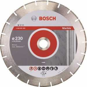 Диск алмазный Bosch 230х22.2 мм Standard for Marble (2.608.602.283)
