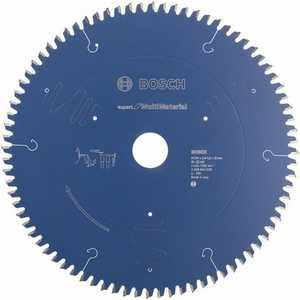 Диск пильный Bosch 254х30мм 80зубьев Expert for Multi Material (2.608.642.528)
