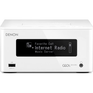 Сетевой аудиоплеер Denon DRA-N4 white цена