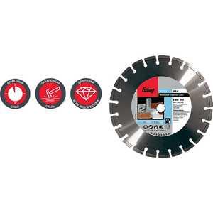 Диск алмазный Fubag 400х30/25.4мм BB-I (58327-6) диск алмазный fubag 250х30 25 4мм mh i 58122 6