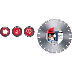 Диск алмазный Fubag 400х30/25.4мм BZ-I (54423-6) диск алмазный fubag 250х30 25 4мм mh i 58122 6