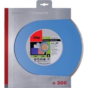 Диск алмазный Fubag 300х30/25.4мм Keramik Pro (13300-6) диск алмазный fubag 300х30 25 4мм gs i 54622 6