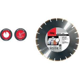 Фото - Диск алмазный Fubag 400х30/25.4мм MH-I (58322-6) диск алмазный fubag 350х30 25 4мм mh i 58222 6