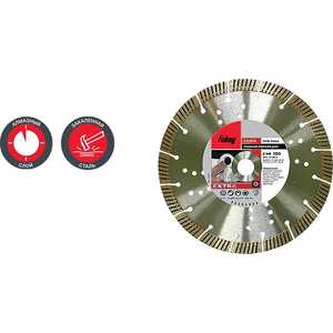 Диск алмазный Fubag 230х22.2мм Stein Extra (31230-3)