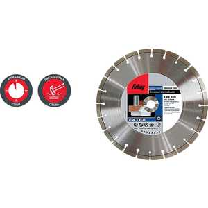 Алмазный диск Fubag 230х22.2мм Universal Extra (32230-3)