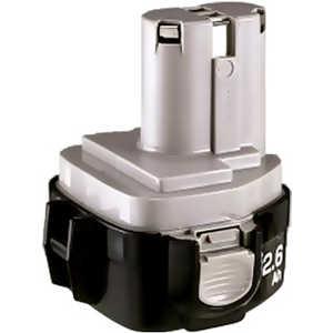 цена на Аккумулятор Makita 12В 2.6Ач NiMh 1234 (193100-4)