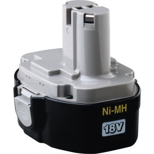 Аккумулятор Makita 18В 2.5Ач NiMh 1834 (193102-0)