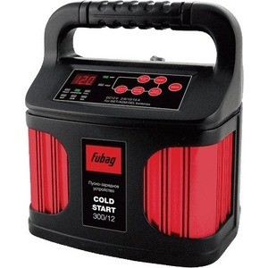 Фото - Пуско-зарядное устройство Fubag Cold Start 300/12 (68827) зарядное