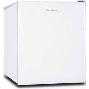 Холодильник Tesler RC-55 White холодильник tesler rcd 480i inox