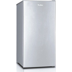Холодильник Tesler RC-95 Silver холодильник tesler rcd 480i inox