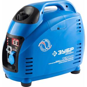 Генератор бензиновый инверторный Зубр ЗИГ-1200