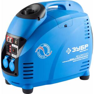 Генератор бензиновый инверторный Зубр ЗИГ-2500