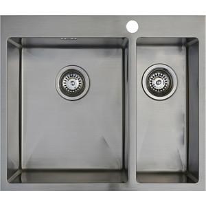 Кухонная мойка Seaman Eco Marino SMB-6151DRS.A кухонная мойка seaman eco marino smb 7851rs a