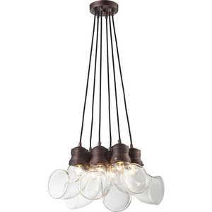 Потолочный светильник Lussole LSP-9627 подвесная люстра lussole fialco lsp 9627