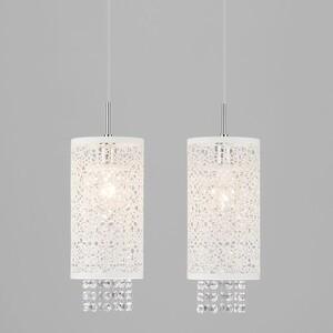 Потолочный светильник Eurosvet 1181/2 хром подвесной светильник eurosvet 1181 2 хром