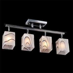 Потолочный светильник Eurosvet 3525/4 алюминий/белый