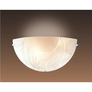 Настенный светильник Sonex 1206 настенный светильник sonex trenta 1206
